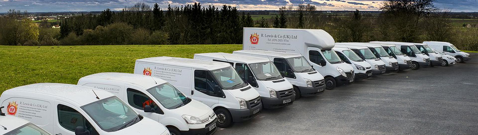 R Lewis - van fleet