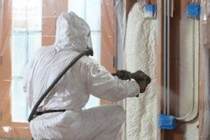 Spray Foam Insulation with R Lewis & Co UK Ltd